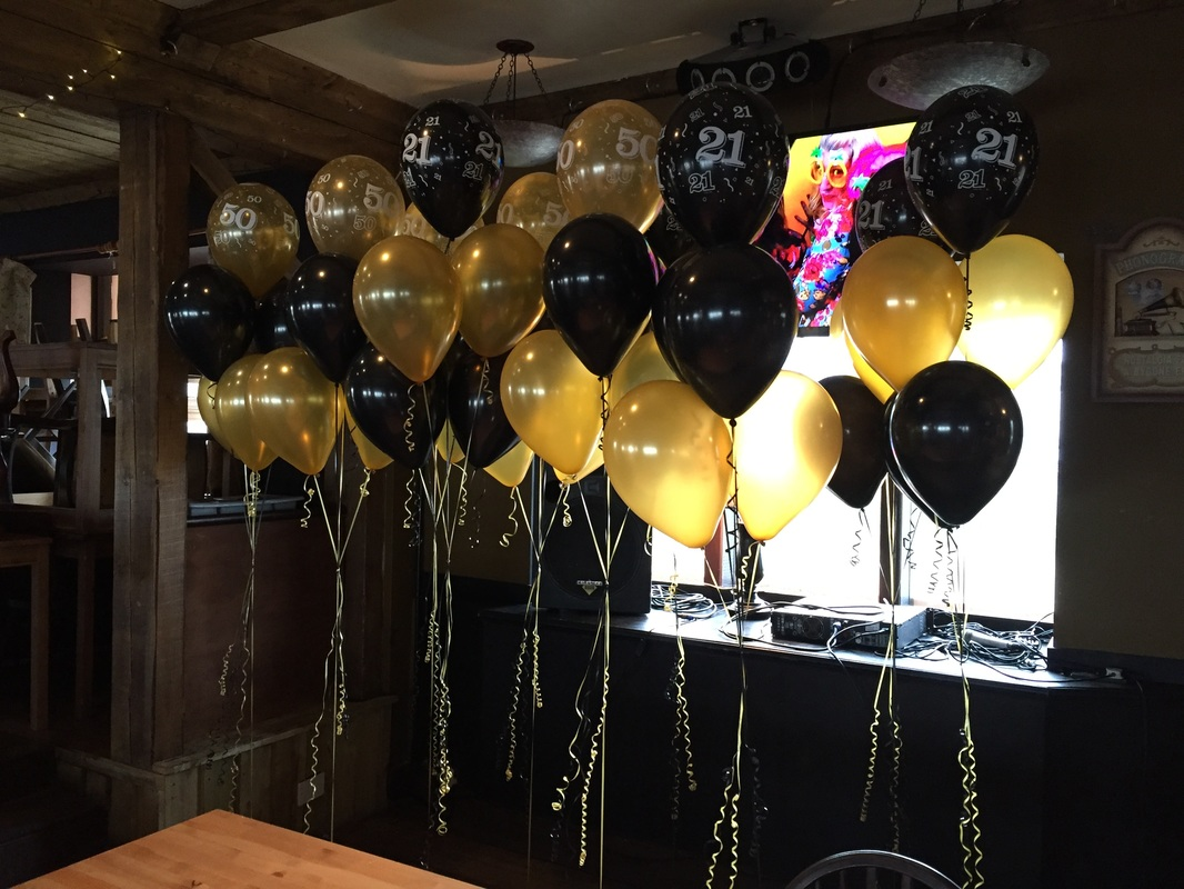 Blog for balloon wise for 21st birthday hall decoration ideas