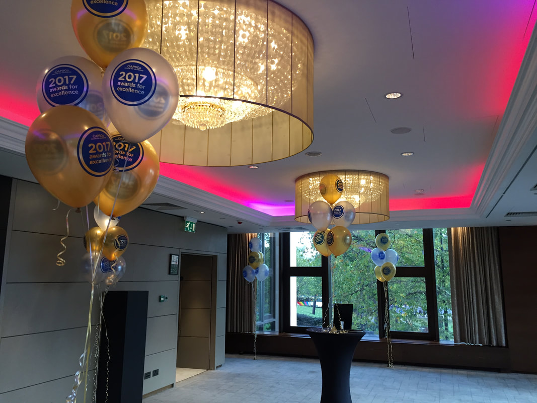 Blog for balloon wise for Balloon decoration london